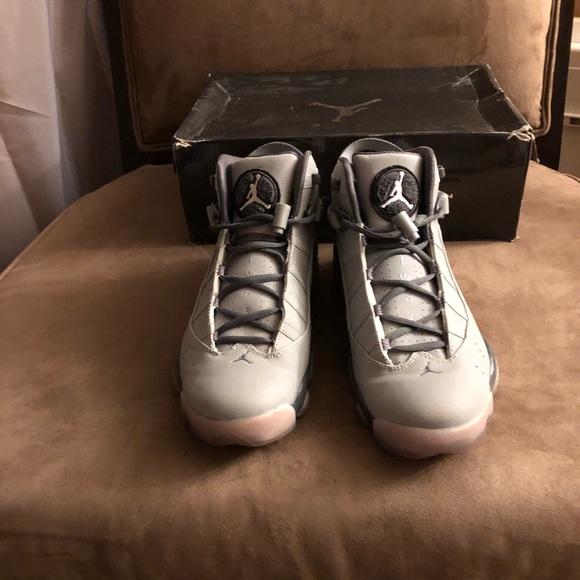 factory price 1a530 890ad Jordan 6 rings